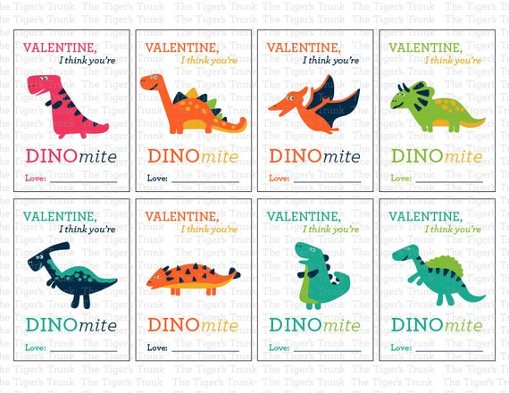 items similar to instant download printable dinosaur