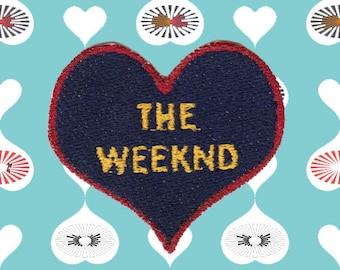 The Weeknd Etsy Uk