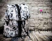 harry, potter, backpack, bag, handbag, vintage, ready to ship, potter