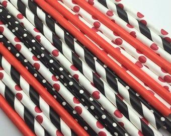 25pc Paper Straws #2