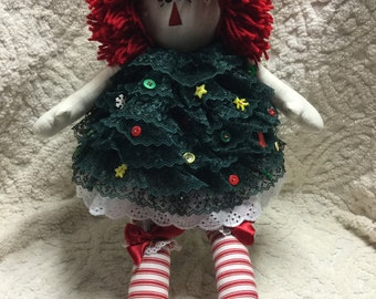 50% OFF! Christmas Tree Annie Doll~ SUPER CUTE