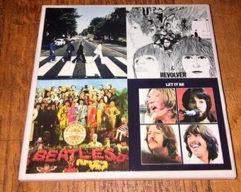 The Beatles Coaster - Beatles Album Cover Coaster