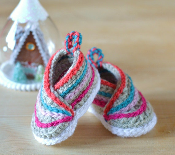 CROCHET PATTERN Baby Kimono Shoes Baby Booties Crochet Pattern for Baby Slipp...