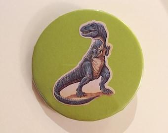T-rex Pinback Button
