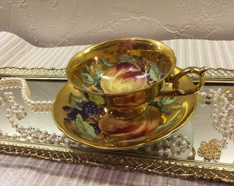 Hand Painted Made in Japan Teacup