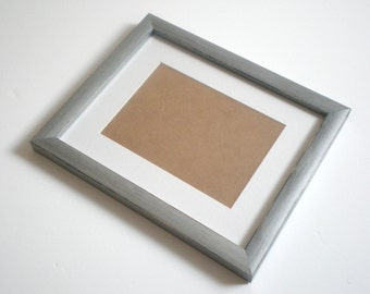 rustic photo frame picture frame 11x14 delicate frame 28x36cm wood frame wood gift gold silver frames home decor handmade solidwoodshop
