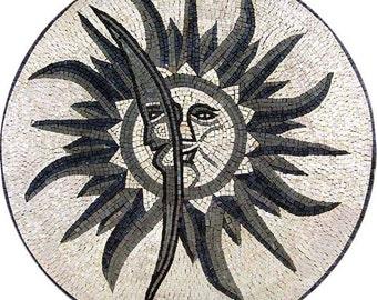 Sun Moon Mosaic - Celesse II