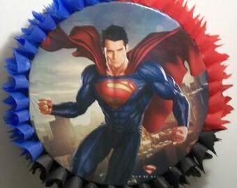 Superman Man of Steel Pull String or Hit Pinata