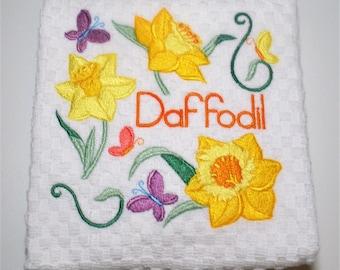 """CUSTOM ORDER for Karen  """"Daffodil"""""""