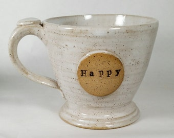 Happy Mug-Coffee Mug-Mug