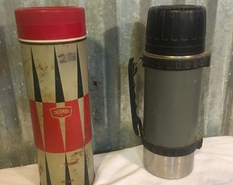 1970s Stainless Steel Thermos Model # 2264S