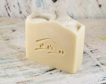 Cocoa Butter Dreams Handemade Soap, Cocoa Butter Soap, Cream, Cold Processed Soap, Unscented Soap, Silk, Homemade Soap, Handcrafted Soap