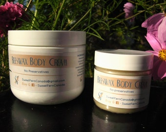 Beeswax Body Cream
