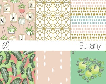 Botany | Nursery Bedding Collection