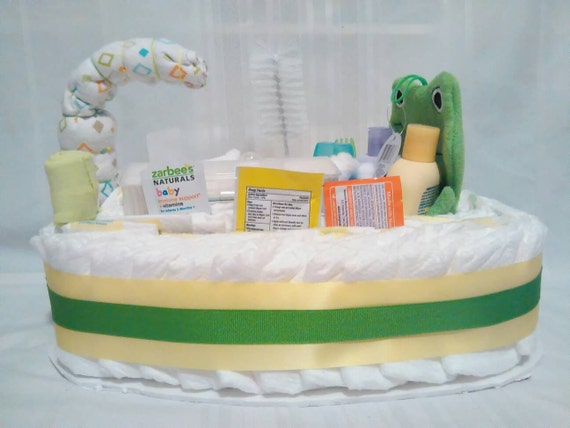 diaper cake frog diaper cake boy diaper cake girl diaper. Black Bedroom Furniture Sets. Home Design Ideas