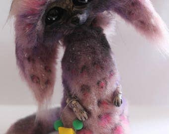 SOLD!(for example) OOAK fantasy creature Lonke