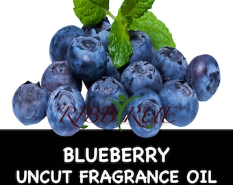 Pure Blueberry Uncut Fragrance Oil - FREE SHIPPING SHIP