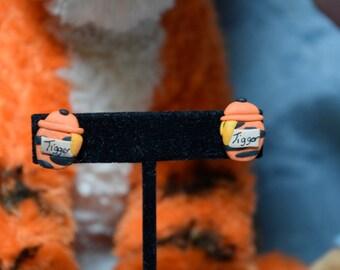 Tigger Customizable Hunny Pot Earrings