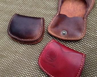 Horseshoe Coin Pouch