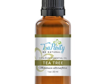 100% Pure Essential Tea Tree Oils for Everyday Use