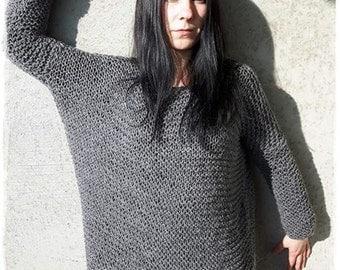 Les femmes de style gris pull Bohol