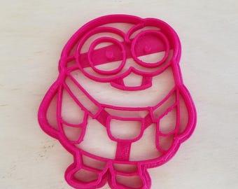 Minion Cookie/Fondant Cutter,Disney,Despicable Me,Baking,Cookies,Cute,Treats,Party, Minion