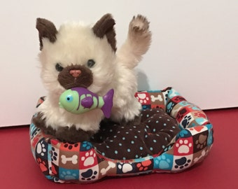Pet Bed for 18 inch doll