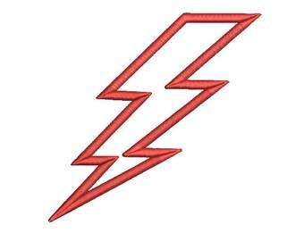 Flash Lightning Bolt Etsy