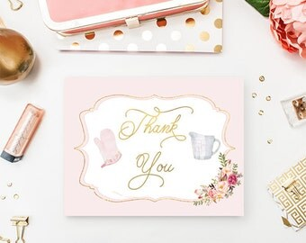 Thank You Card (Printable)