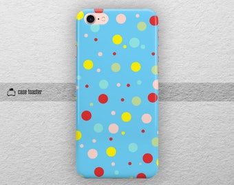 polka dot - iPhone 7 Plus case iPhone 7 case, iphone 8 case, iphone 6S plus case, iphone 6 case iphone 6 plus case iphone 8 plus case