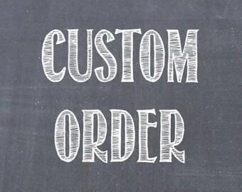 Custom add on fee