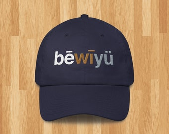 Phonetic BYU Embroidered Baseball Cap