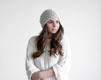 Slouchy beanie slouchy hat crochet hat womens hat winter boho slouch hat, gift for girlfriend
