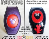 NEW 2.0 Magic Band Vinyl Color Decal Skin with Personalization