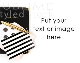 Styled Stock Photography / Mockup / Product Photography / Desktop / Flatlay / Staged Image / Blog Stock / Social Media / StockStyle-793