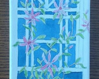 Watercolor Flowers, Floral Painting, Floral Art, Watercolor Painting, Watercolor Art, Paintings on Canvas, Custom Watercolors, Hand Painted