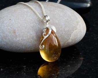 Citrine jewelry etsy aloadofball Choice Image