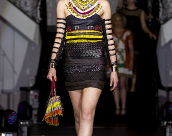 Pisa Belt dress