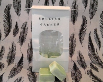 English Garden, 4oz!! soy wax melts, tarts