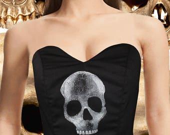 Sweet heart Skull dress