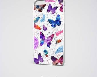 Butterfly iPhone 6S Case, iPhone 6 Case Butterfly, Butterfly iPhone 5s Case, Butterfly iPhone 6 Plus Case, Butterfly iPhone 5C, Gift for Her