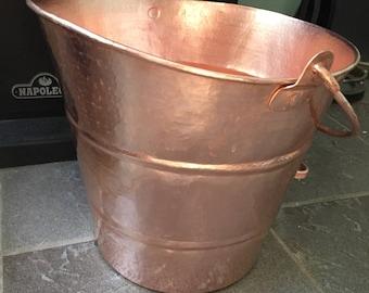 Coal Bucket Etsy