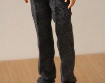 Handmade Ken doll clothes - dress pants