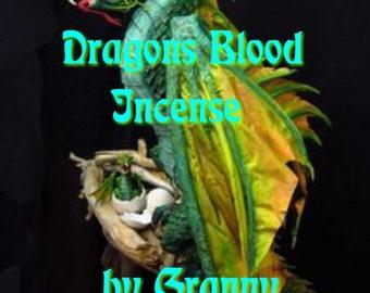 Dragons Blood Incense 10 Stick Pack