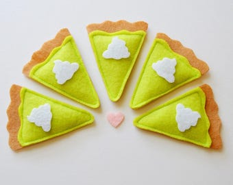 Key Lime Pie Catnip Toy