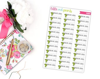 Step Tracker Planner Stickers for the Erin Condren Life Planner, Step Sticker, Step Planner Sticker - [P0100]