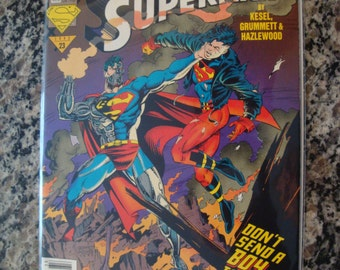 The Adventures of Superman Issue 503 Comic Book