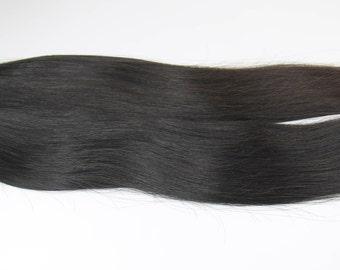 Premium Luxury 100% Virgin  Unprocessed Human  Hair Double Drawn Weft Hair Extension