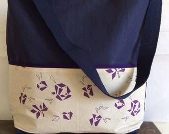 Change Bag, Family Bag, Knitting Bag, Diaper Bag, Large Bag with Pockets, Stylish bag for Mums, Baby Bag, Baby Changing Bag, Nappy Bag
