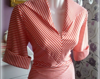Original Vintage dress, 1960 era, -second hand- Sixty Fashion from Germany